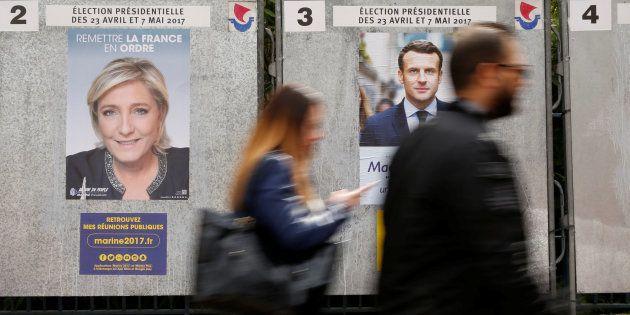 Emmanuel Macron et Marine Le Pen s'affronteront au second tour de l'élection présidentielle: ce que disent...