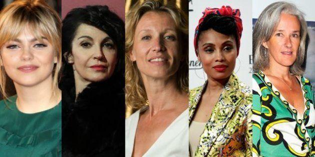 Louane, Zabou Breitman, Alexandra Lamy, Imany et Tatiana de Rosnay font partie des 100 premières signataires...