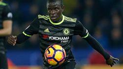 N'Golo Kanté élu meilleur joueur du Championnat d'Angleterre, une première