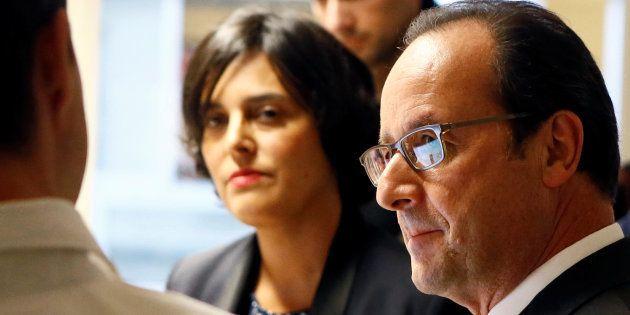 François Hollande a programmé un déplacement avec Myriam El Khomri le jour de la publication des chiffres...