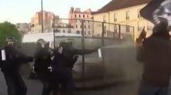 29 gardes à vue et 6 policiers blessés après des échauffourées à