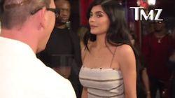 Kylie Jenner n'a tenu que 7 secondes sur le tapis rouge face aux défenseurs des