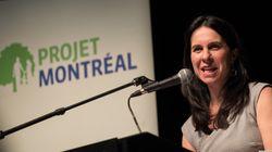 Valérie Plante, première femme à être élue maire de