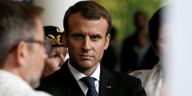 Emmanuel Macron, le Président qui veut en finir avec les contradictions des