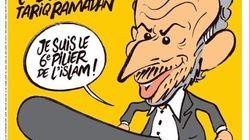 Après la Une de Charlie Hebdo sur Tariq Ramadan, une enquête ouverte pour menaces de