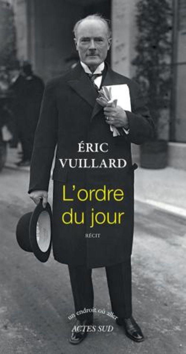 Le Prix Goncourt 2017 attribué à Éric Vuillard pour