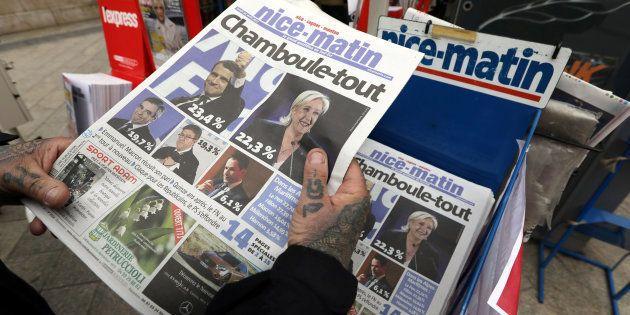 Cette France coupée en quatre au 1er tour est-elle le signe d'une abstention record pour le