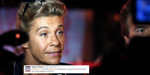 Second tour de l'élection présidentielle: voter Macron comme le demande Fillon? Frigide Barjot ne veut...