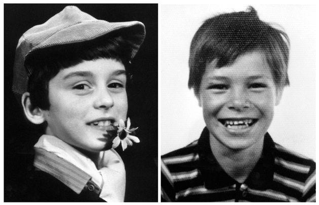 Alexandre Beckrich et Cyril Beining, retrouvés morts près d'une voie ferrée à Montigny-lès -Metz, en...