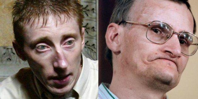 Patrick Dils (à gauche) a passé 15 ans en prison pour l'affaire dans laquelle FrancisHeaulme (à droite)...