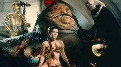 Glamour, iconique, sexiste... Le bikini doré de la princesse Leia