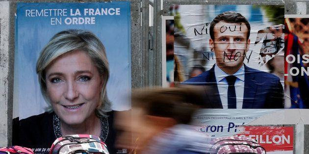 Le 1er tour est une Révolution française qui laisse deux France face à