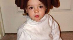 Forte et belle, la princesse Leia a inspiré des milliers de petites filles qui lui rendent aujourd'hui