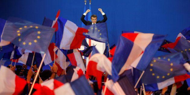Le 7 mai je voterai Macron pour que la France puisse reconquérir son leadership en