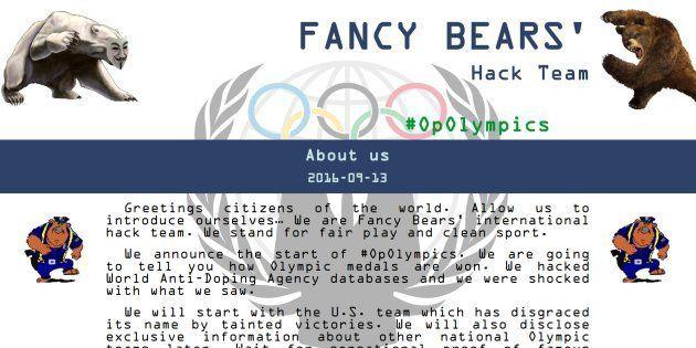Que nous dit le tableau de chasse de Fancy Bear, les hackers russes qui ont tenté de pirater Emmanuel