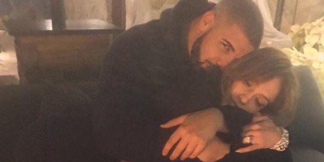 JLo et Drake plus proches que