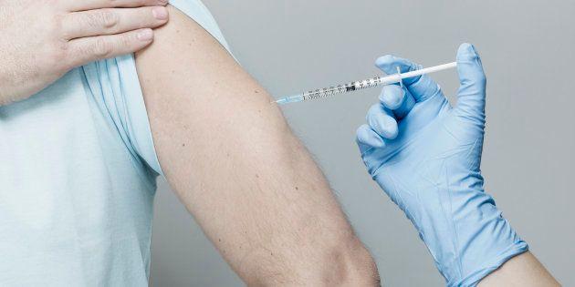 Vaccin papillomavirus pour les hommes