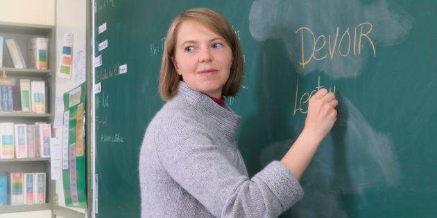 Plus de 300 professeurs n'enseigneront plus que le masculin l'emporte sur le