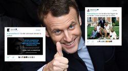 Comment les pro-Macron détournent le #JamaisMacron de leurs adversaires en slogan de