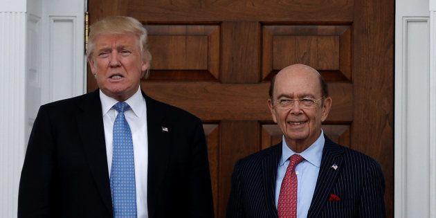 Le ministre du Commerce américain a très largement exagéré sa fortune de 2,9