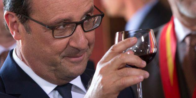 Quel vin déguster avec un Président?