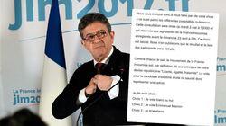 La consultation des militants de La France insoumise ne propose pas l'option d'un vote