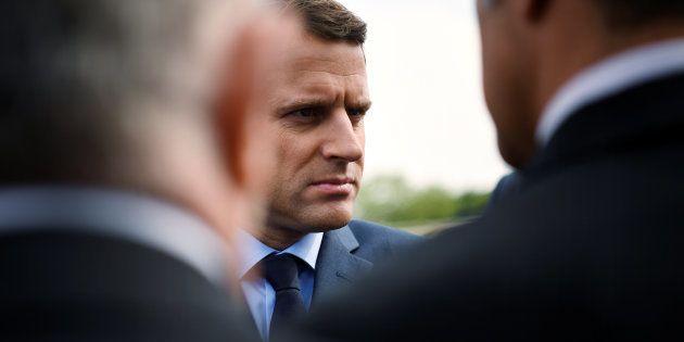 Emmanuel Macron reprend réellement sa campagne ce