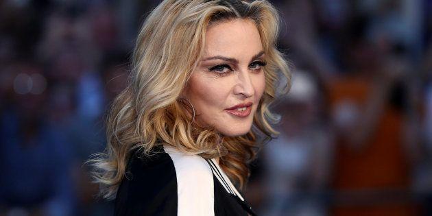 Madonna en colère contre un projet de biopic sur sa