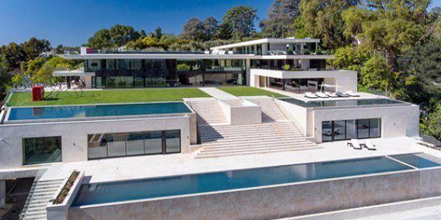 La future maison de Beyoncé et Jay