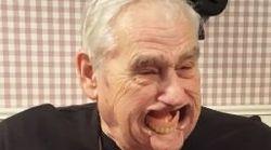 Ce papy a amusé les parents, terrifié les enfants et fait rire 35 millions