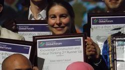 Comment mon parcours d'enseignante m'a propulsée en finale d'un concours mondial de l'innovation