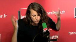 Nicole Ferroni s'énerve contre Patrick Cohen, Emmanuel Macron et Marine Le