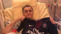 Pierre Ménès donne une première interview émouvante après sa double