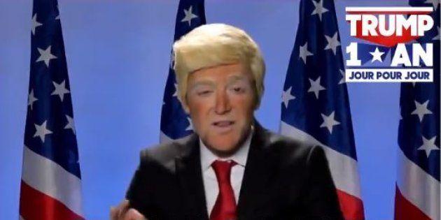 Vous ne verrez plus Martin Weill de la même façon après l'avoir vu déguise en Donald
