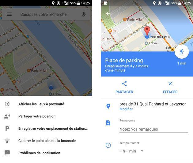 Avec cette option de Google Maps, vous n'oublierez plus jamais où est garée votre
