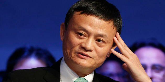 On parle de la contrefaçon? La question qui fâche du HuffPost au biographe de Jack Ma sur