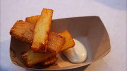 Deux recettes de friture par des chefs (pour changer des frites