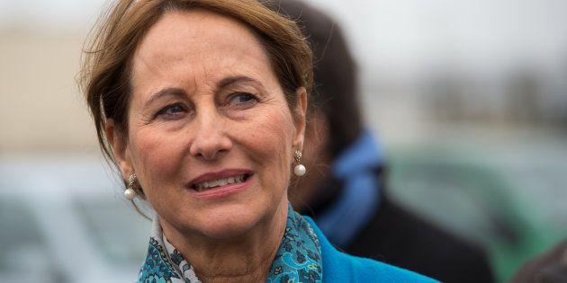Ségolène Royal ne digère pas la victoire de Marine Le Pen au premier tour de l'élection