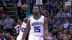 Ce joueur NBA n'aurait pas dû célébrer aussi tôt son