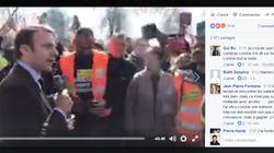 À Whirlpool, le face-à-face Macron-Ruffin conclut un Facebook Live
