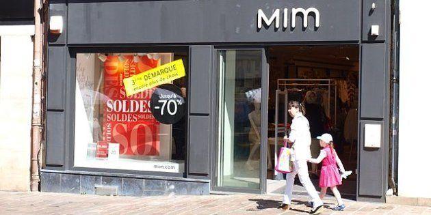Le tribunal de commerce de Bobigny a ordonné la liquidation judiciaire de l'enseigne de mode à petits