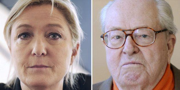 Jean-Marie Le Pen va prêter 6 millions d'euros à Marine Le Pen pour l'élection présidentielle de