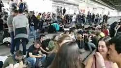 La Catalogne perturbée par la grève et des manifs pour la libération des