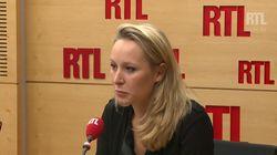 Marion Maréchal Le Pen voit des