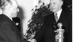 BLOG - À l'occasion de la journée de l'Europe, la lettre de son père fondateur, Jean
