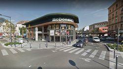 Incendie criminel dans un McDo de Grenoble, aucun