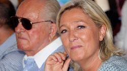 Marine Le Pen et son embarrassant père ne se croiseront pas ce 1er