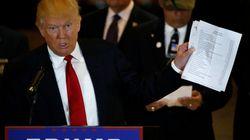 Selon Trump, pour lutter contre le piratage, il suffit d'envoyer des lettres par