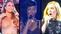 Mariah Carey aurait dû s'inspirer d'eux pour éviter son raté du Nouvel