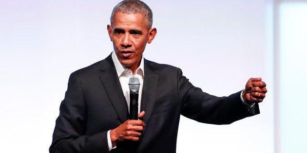 Obama va donner une conférence à Paris